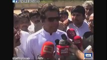 Chairman PTI Imran Khan Says KPK Local Body Elections Are A Revolution (May 30, 2015)