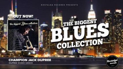 Champion Jack Dupree - Dupree Shake Dance