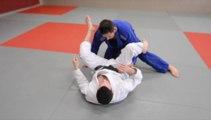 Ne-waza - Recomposer la garde au sol - Partie 5/5 : Casser le verrouillage des deux jambes