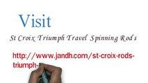 St Croix Travel Rods