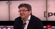 Mélenchon attaque un journaliste sur son crâne rasé - ZAPPING ACTU DU 01/06/2015