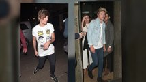 Louis Tomlinson and Niall Horan Party With The Fifth Harmony Girls