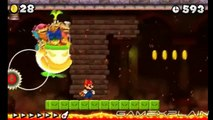 New Super Mario Bros  Wii - Bowser Final Battle (Music) - video
