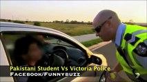 Australian Police Victoria vs Pakistani Students