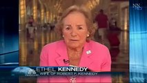 TIM RUSSERT Ethel  Kennedy remembers 6-13-08