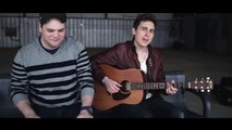 STYLE - Taylor Swift - (Acoustic) - Landon Austin and Brad Passons Cover!!