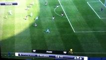WTF - Napoli vs As Roma pes 2012