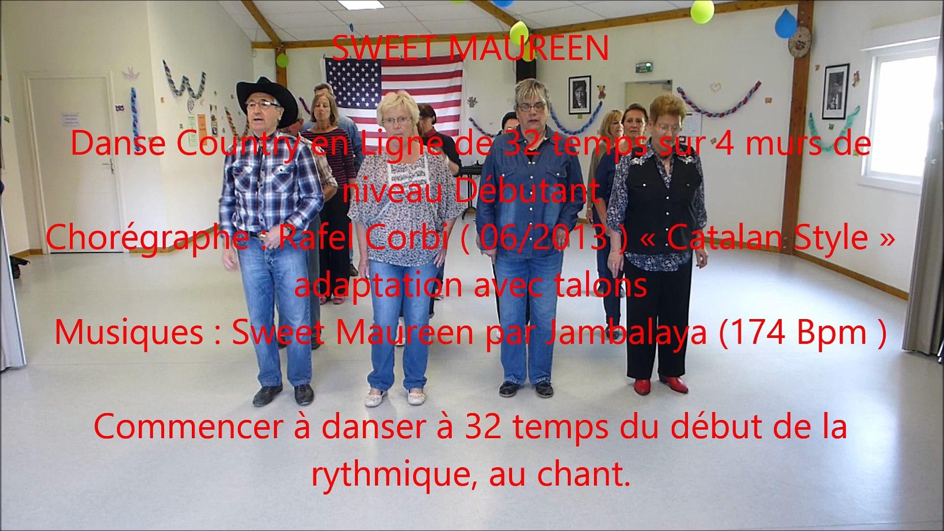 Sweet Maureen Démonstration