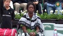 La Marseillaise for Gaël Monfils - 2015 French Open