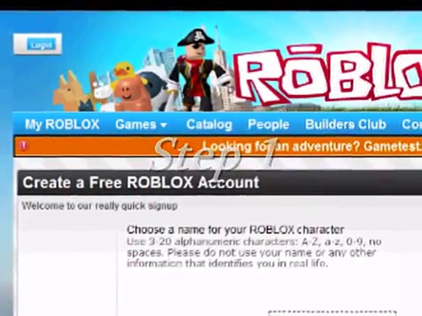 ROBLOX - How to be Account Terminated from ROBLOX ( 1dev2 Commented )