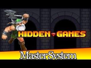 3 pépites de la Master System - HIDDEN GAMES #12