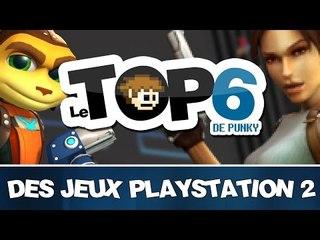 TOP 6 des jeux Playstation 2 qui défoncent n'importe quel jeu Dreamcast