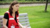 Gabrielle Pharand-Rancourt - Bénévole Croix-Rouge à Lac-Mégantic
