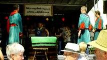 19. Gautschfest am Samstag, 20.08.2011 auf dem Markt in Haltern am See, Kornutin  Jennifer