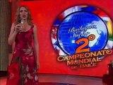 Baile inicial de Argentina: Valeria Archimó y Leandro Nimo (Bailando por un Sueño 2CMB 09-05-10)