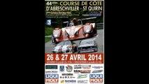 44 ème course de côte / 9ème course de côte VHC - Abreschviller - ST Quirin
