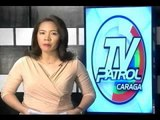 TV Patrol Caraga - June 1, 2015