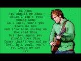 Ed Sheeran - Nina Lyrics - video dailymotion