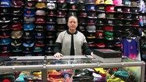 Nike Air Jordan Retro 4 Oreo Remastered at Street Gear, Hempstead NY