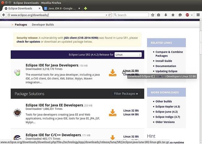 Java Beginner Tutorials in Urdu - Installing Eclipse and JDK -  freeurdututorials com