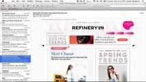 How to Create a Hyperlink in Mac Mail : Internet Tips & Basics