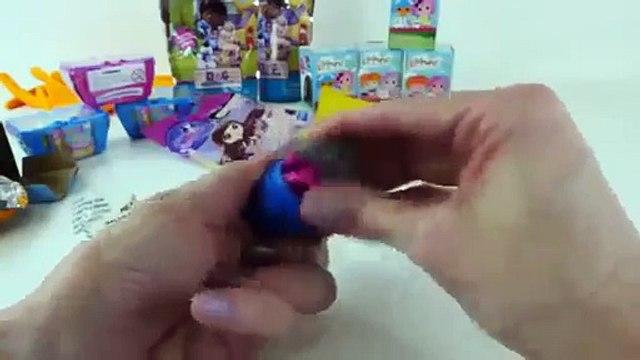 HUGE SHOPKINS Play Doh Eggs Disney Wikkeez Lalaloopsy Peppa Pig LPS Surprise Blind Bag Toys DCTC