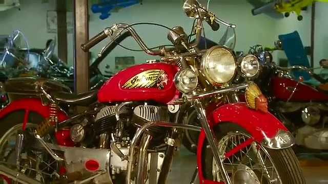 Bob Stark Indian Motorcycle Collection