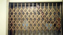Quincy: Antique Otis Traction Elevator (Manual Doors) @ Quincy Medical Center