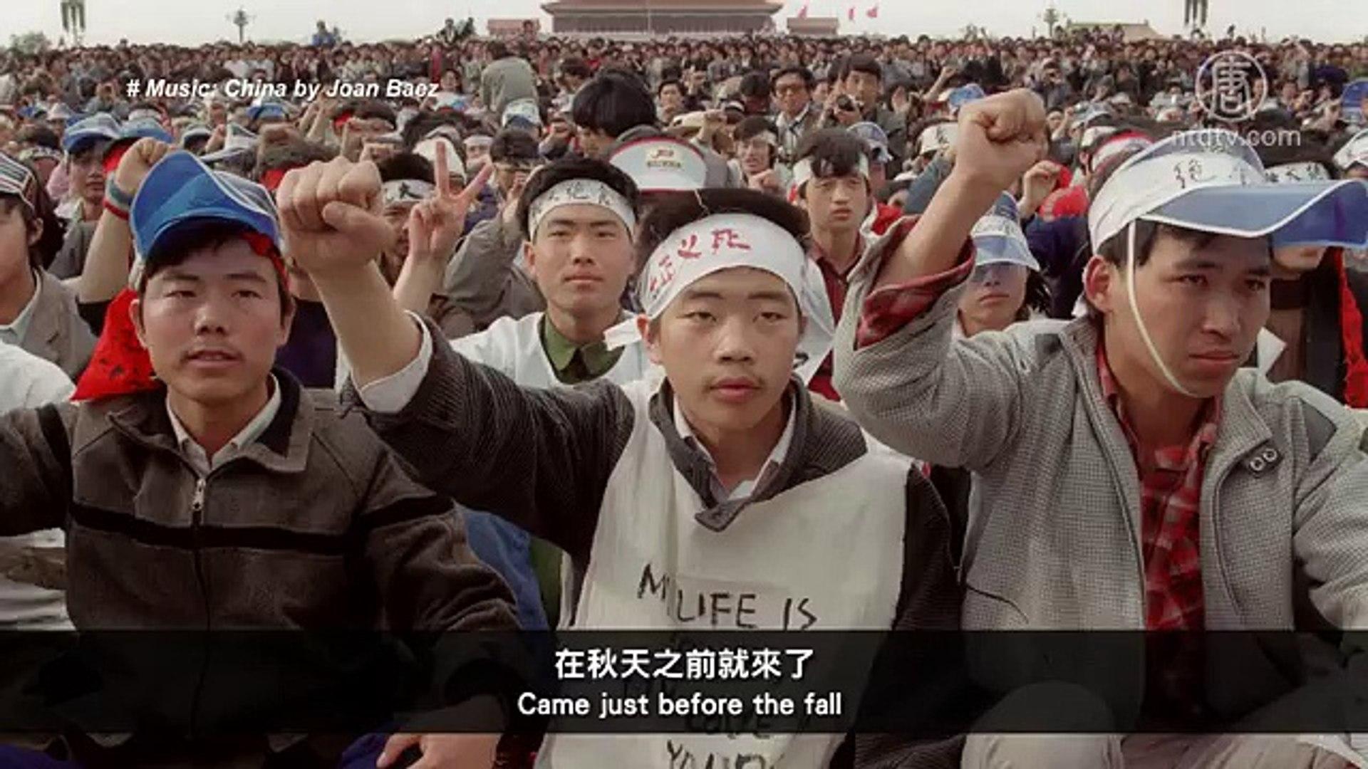 王丹六四25週年感言:堅持的三個意義│2014.6.3│天安門事件│新唐人電視台