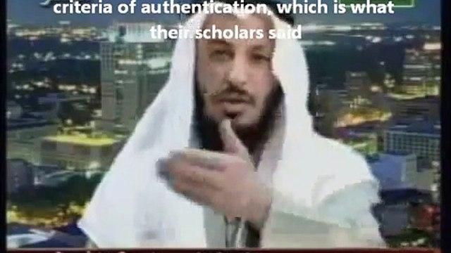 Funny Shia sheikh fails to lie about Bukhari and Muslim - English subtitles
