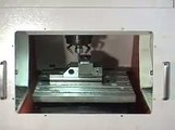 三軸高速CNC手機模具加工(鋼模材質NAK80)3 axis high speed CNC machining(Material NAK80)