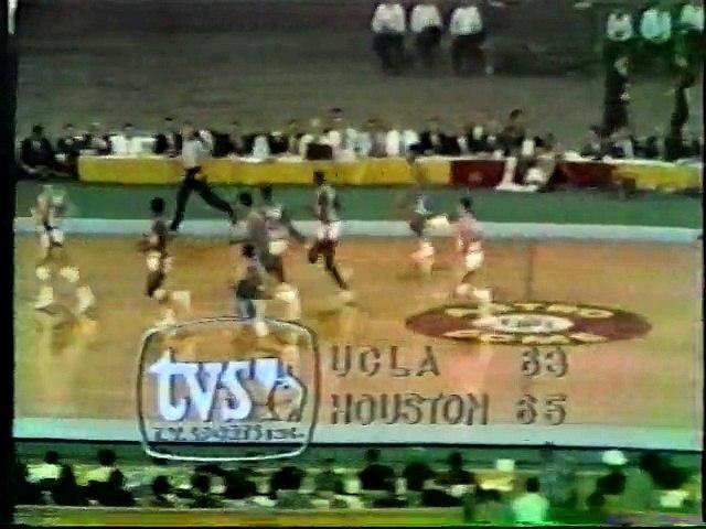 1968 Houston vs. UCLA