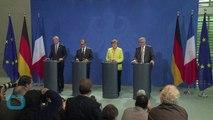 European Leaders Agree to Work on Greek Debt Talks