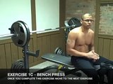 Men's Fitness Build Muscle! Burn Fat! Workout Review