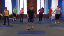Chris Powell Level 3 Advanced Workout  35 Minute Exercise Routine