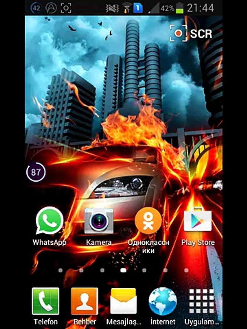 Android telefonlarda youtube dan video mp3 yükləmə