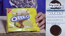 Root Beer Float Oreo Cookie Review - Oreo Oration