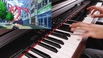 デート・ア・ライブOP 【デート・ア・ライブ】ピアノで弾いてみた