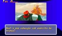 Street Fighter Zero 2 Alpha (Brasil) Final Charlie