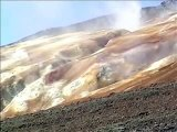 Iceland - Krafla volcano - viaggio in Islanda by Sante Marino