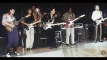 Eric Clapton, Buddy Guy, Stevie Ray Vaughan, Jimmie Vaughan, and Robert Cray - Sweet Home Chicago