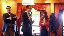 Café Politique avec Pierre-Yves Bournazel Sur le thème de la sécurité - 2ème Intervention de Pierre-Yves Bournazel