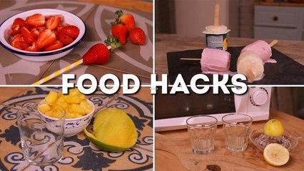 We Heart Food:Sweet Food Hacks