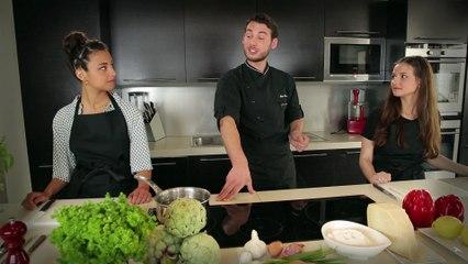 Jeux concours M6mobile cours de cuisine avec Alexis Braconnier