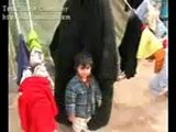 جرائم السنة تجاه الشيعة تهجير عوائل لأنهم شيعة اهل البيت