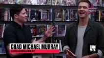 Chad Michael Murray des Frères Scott devient papa de son premier enfant !
