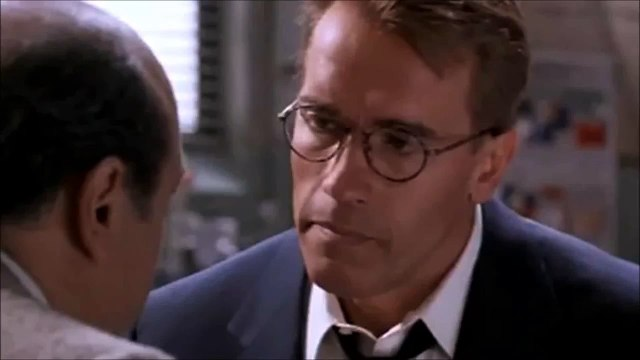 MY NIPPLES ARE VERY SENSITIVE - Arnold Schwarzenegger