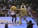 Cien Caras/Máscara Año 2000/Sangre Chicana vs Konnan/Perro Aguayo/El Rayo de Jalisco Jr