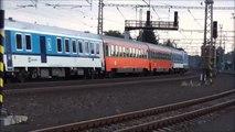 Vlaky - trať 011 (Praha - Pardubice) stanice Poříčany