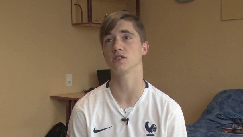 A la rencontre de Bradley Danger, le jeune Hacman Champion d'Europe avec la France